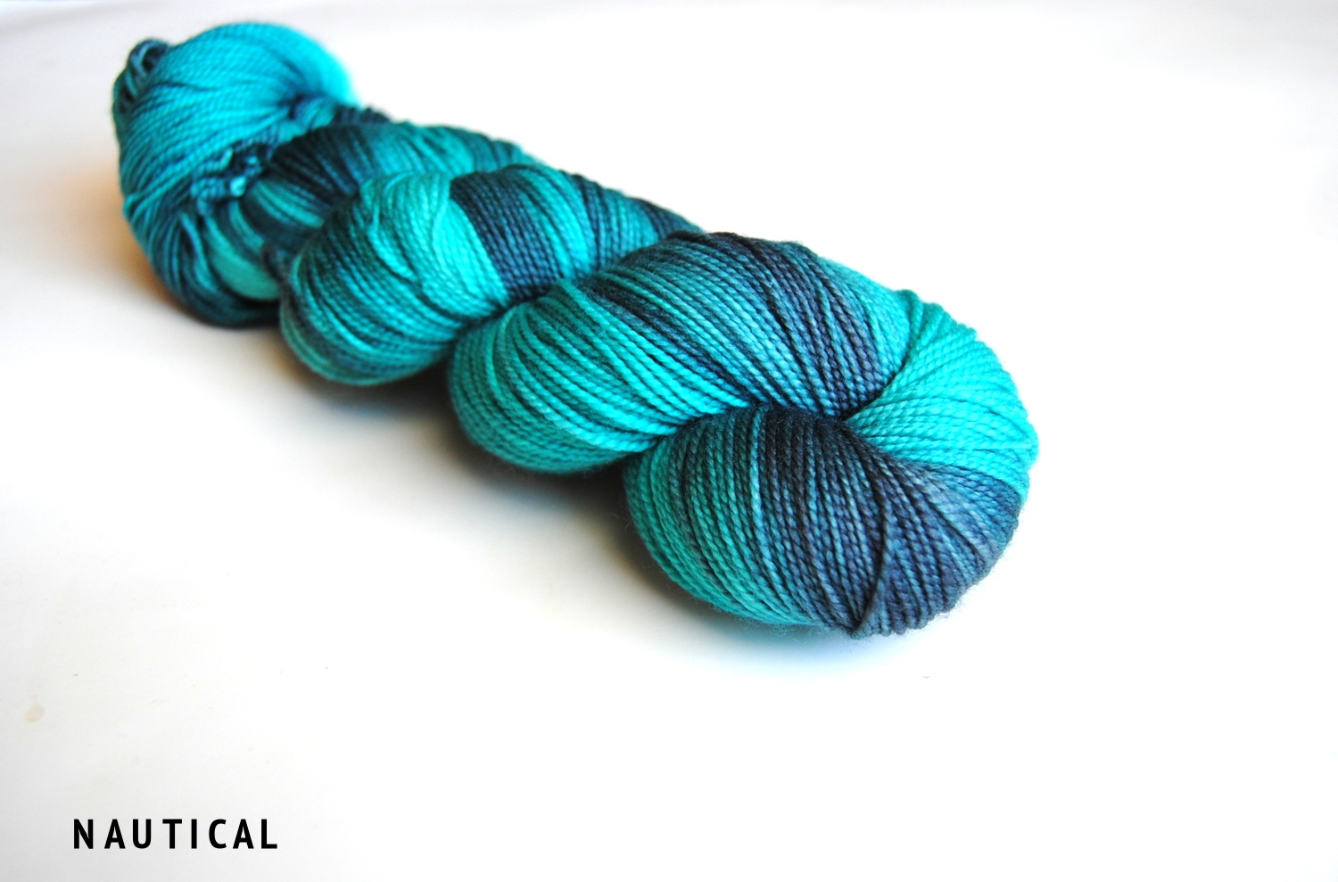NAUTICAL on superwash merino fingering.jpg