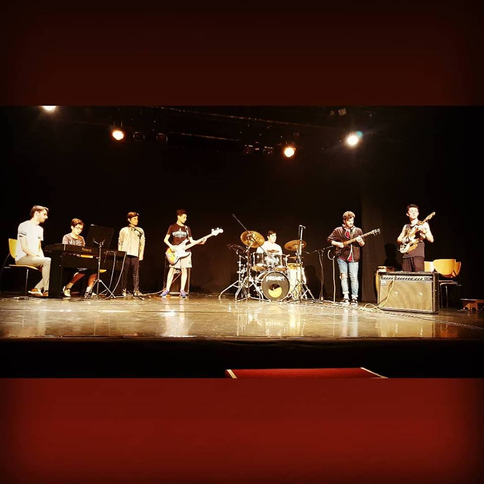 Combo Profesional del Conservatorio Presto Vivace/ Gala Forum Metropolitano 2017