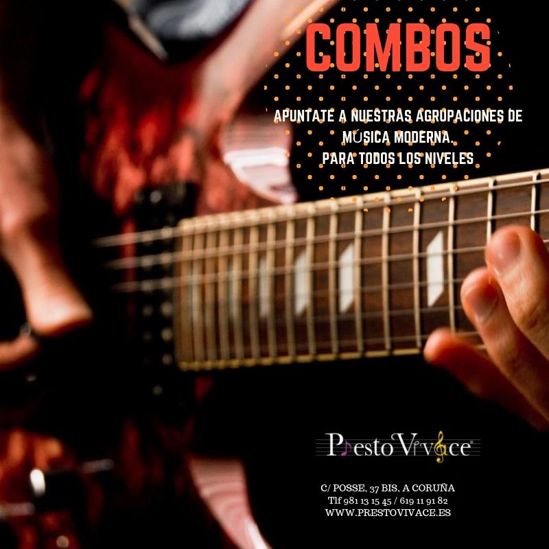 C/Posse 37 Bis.15009 A Coruña. Tlf 981 13 15 45/ 619 11 91 82. www.prestovivace.es