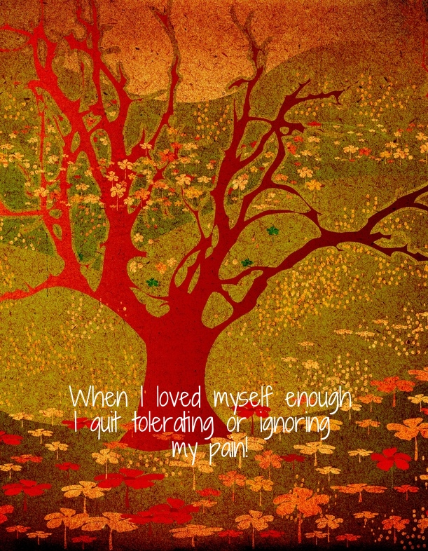 Excerpt:  When I Loved Myself Enough : Kim McMillen with Alison McMillen