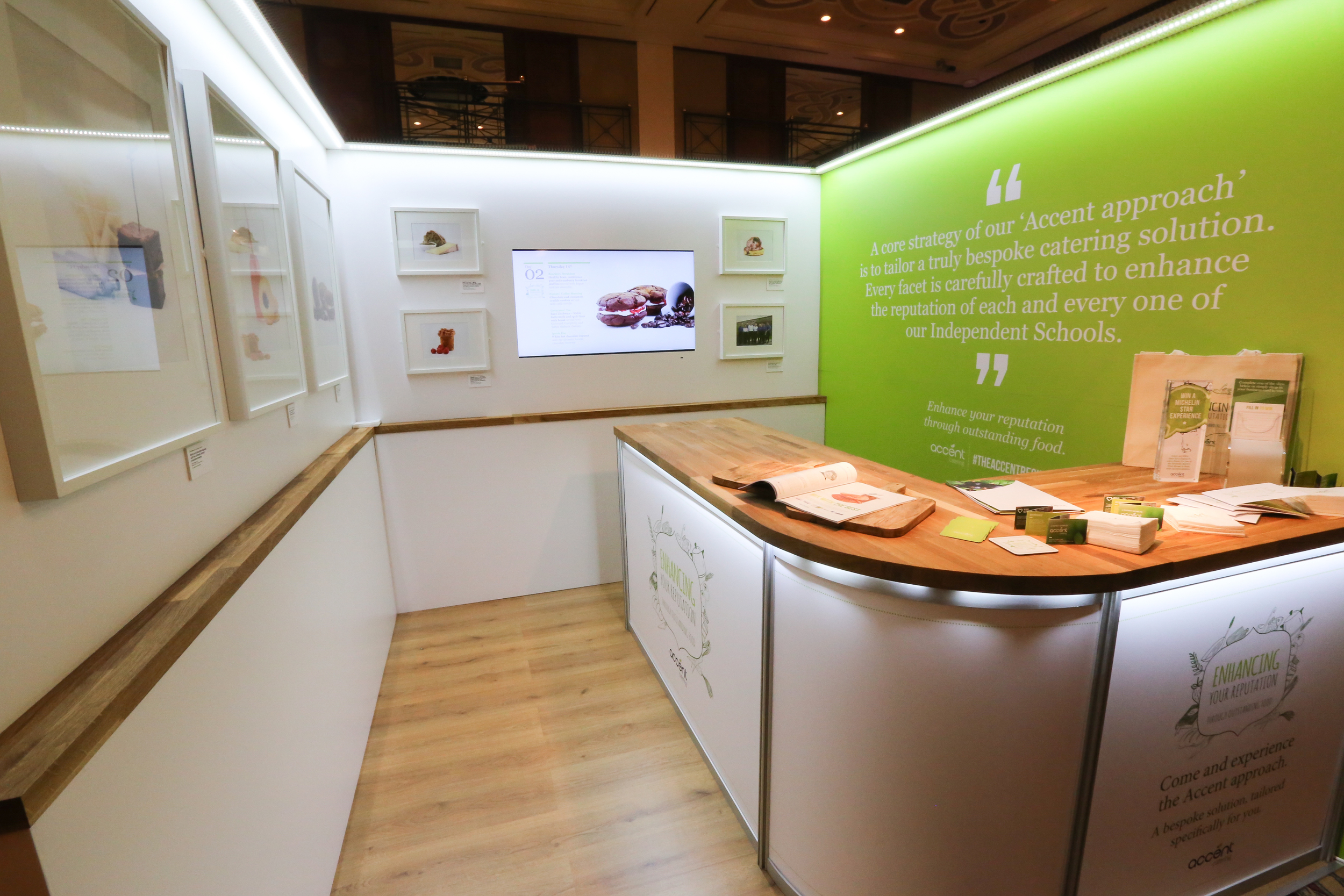 Accent_ISBA_stand_catering_independent_schools