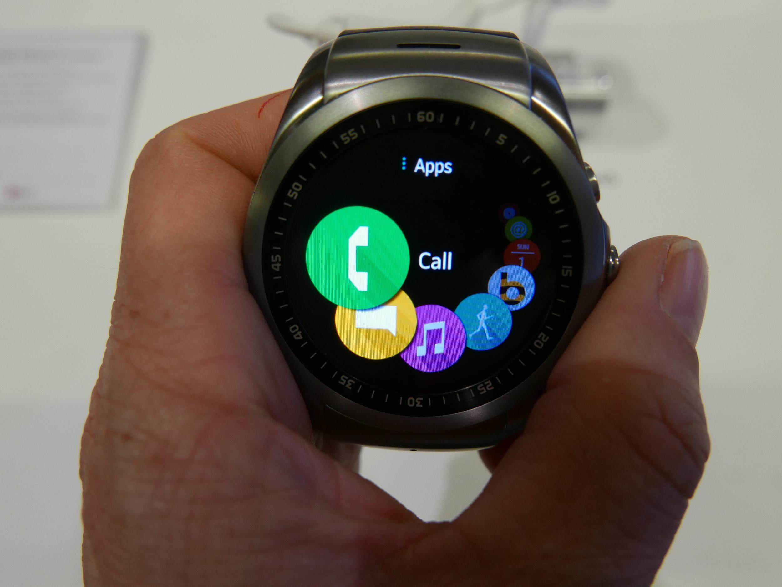 Die neue LG-Uhr Urbane LTE im Kurztest