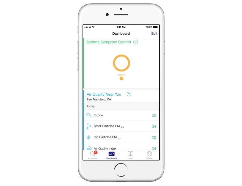Apple greift nach der medizinischen Forschung   SonntagsZeitung, 15.3.2015