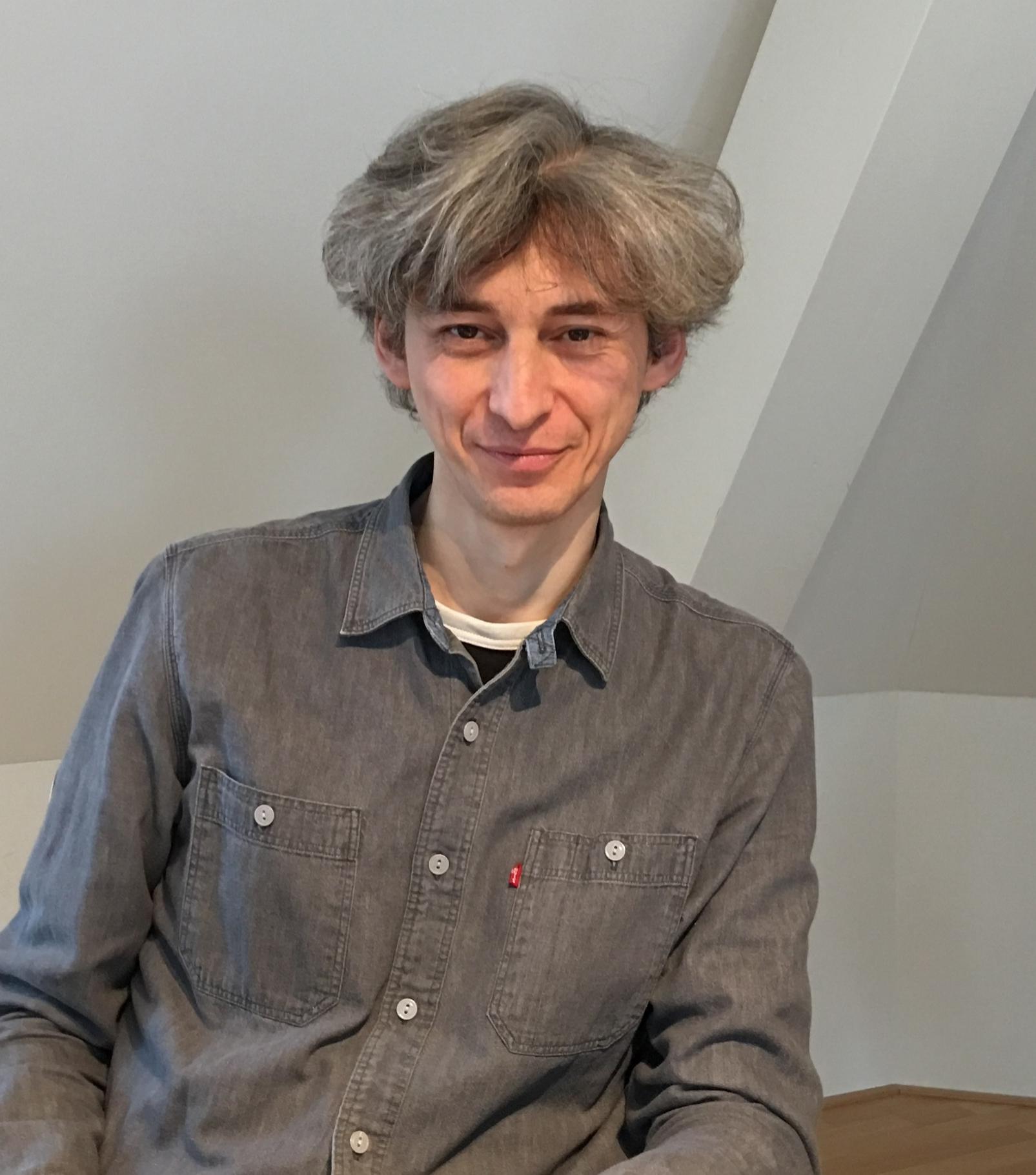 """CTO Igor Nozhov des Zürcher Startups Spitch:""""Spracherkennungssoftware macht Riesenschritte""""."""