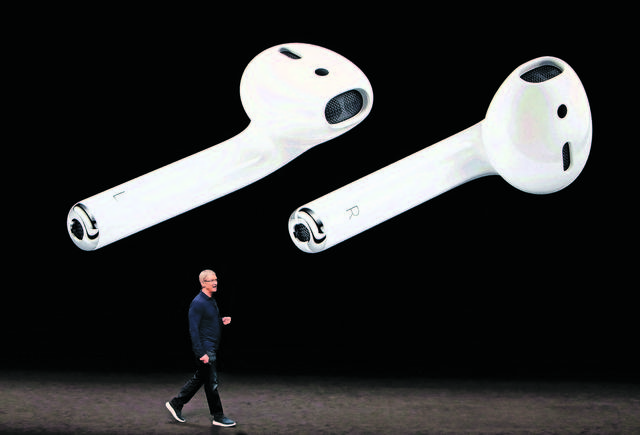"""""""Android hat Apple den Rang ablaufen"""".  Informatik-Professor Markus Stolze über das iPhone 7 und Betriebssysteme.    Sonntagszeitung, 11. September 2016"""