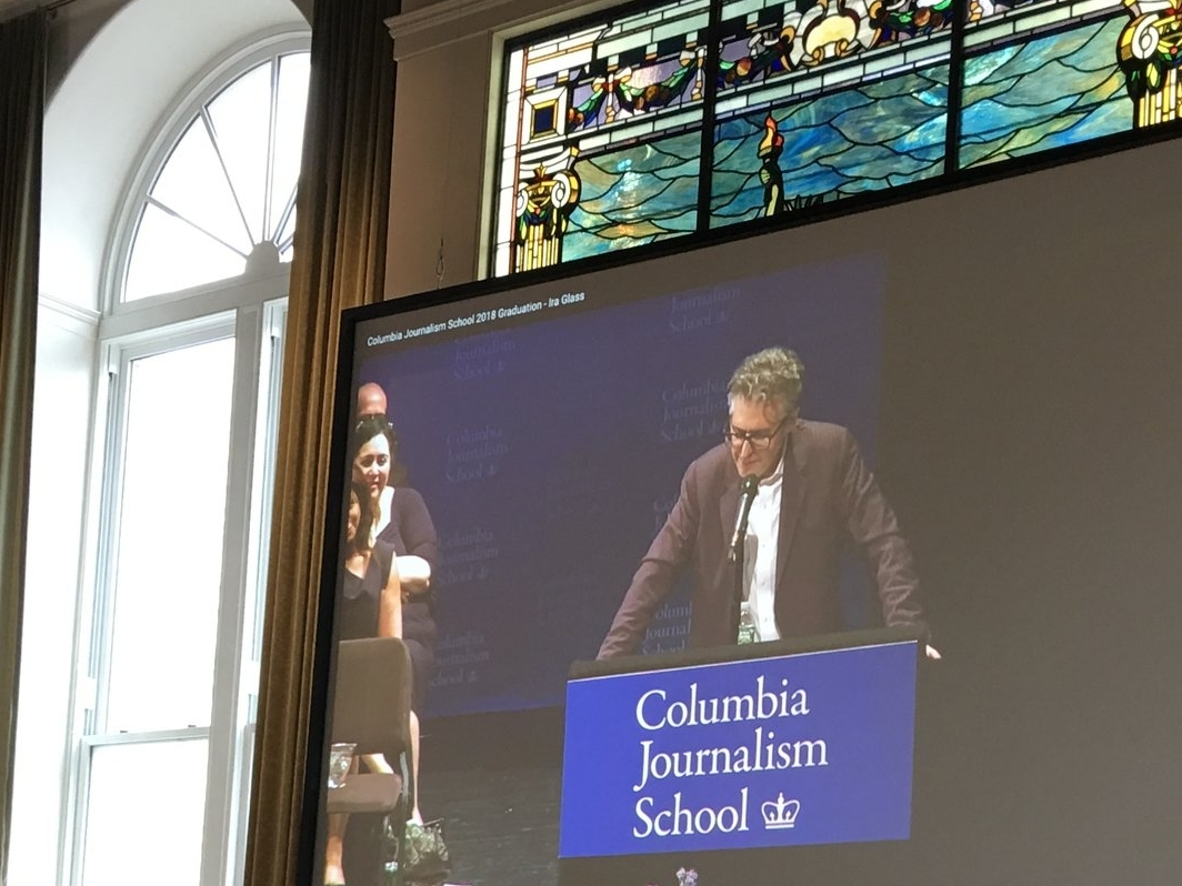 Hot Summer at Columbia... - Von Mai bis September 2018 lernte ich an der Columbia Journalism School in New York, wie man mit Daten Geschichten noch besser erzählt. Die neue Dimension ist faszinierend - der Kurs an der Columbia intensiv. Deshalb: no stories bis im September!
