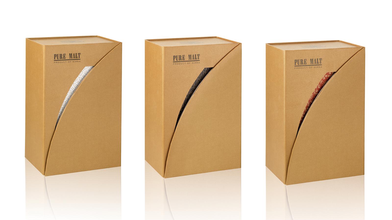 1-2S_Nikka-Whisky-japonais-coffret Pure Malt-Design-Packaging.jpg