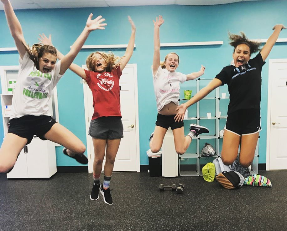 momentum athletes