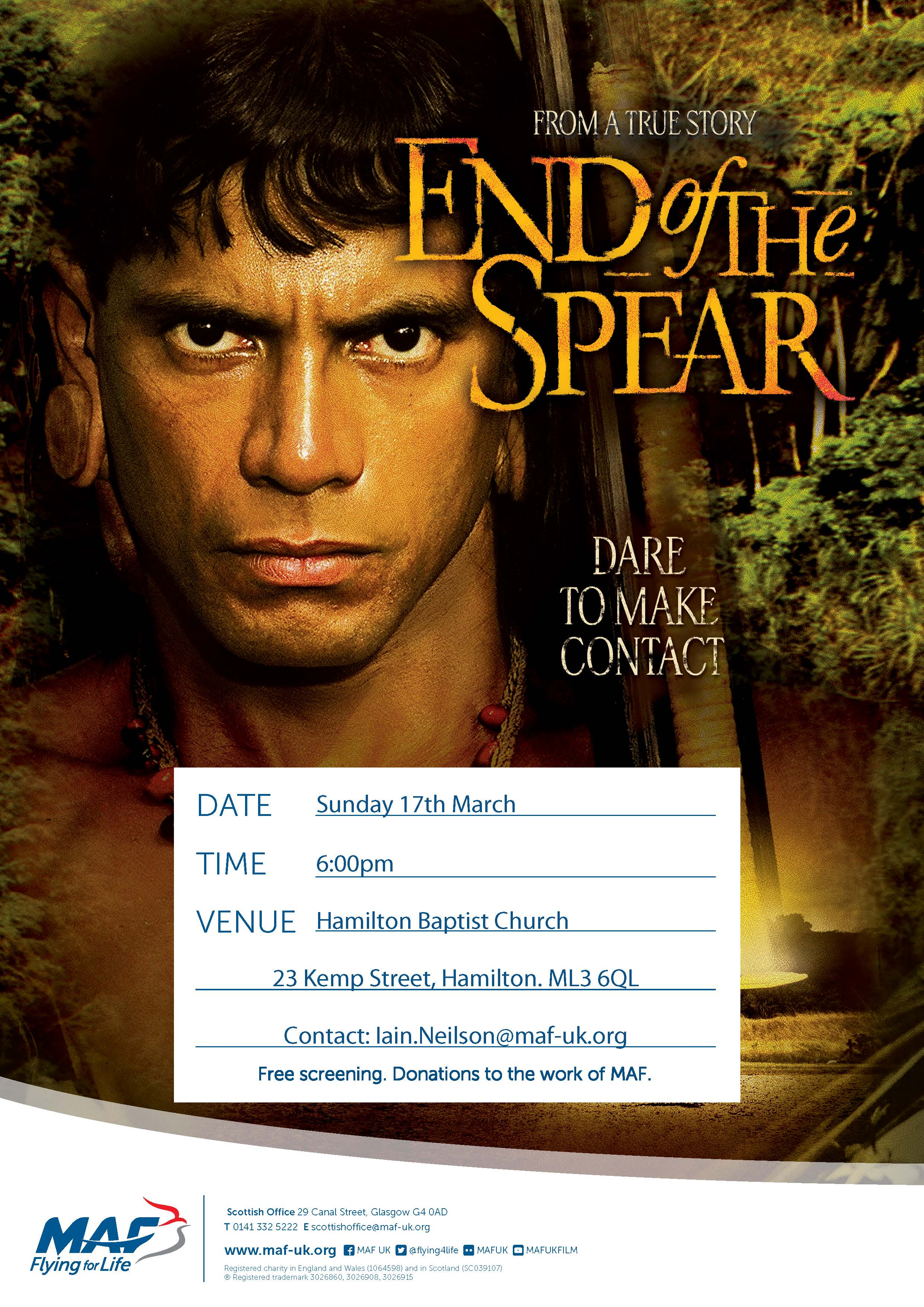 End of the Spear Poster Hamilton.jpg