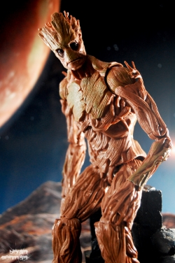 """I Am Groot! (translates to, """"I am getting out of the shower now, how dare you break into my personal chambers without knocking you insensitive scoundrel!)"""