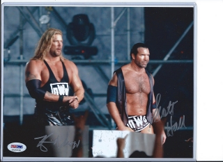 GC: Damn, if I'm going to be Kevin Nash, I need to hit the gym.  Pete: I wish I had a leather vest. I probably wouldn't wear it because when really is a good time to wear a leather vest?  GC: The answer is anytime.