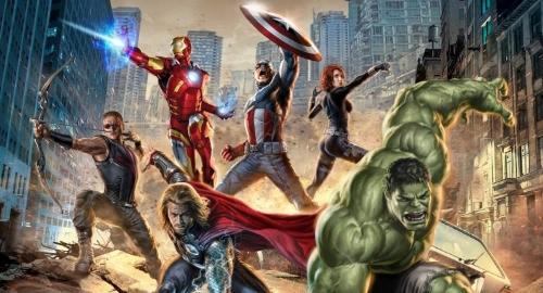 "Thor: I doth protest to being called thine ""doofus."" Hulk: Hulk's mom says Hulk her favorite."