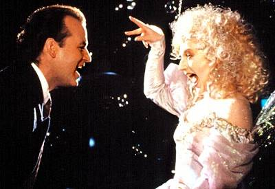 Despite Carol Kane's awful voice, this part of the movie was amazing.