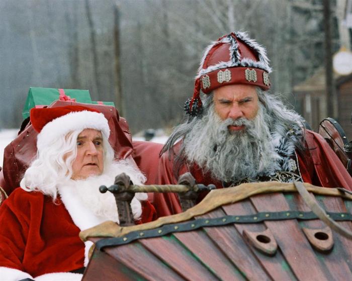 I still think Kevin Nash dressed as Hanukkah Harry can take him.