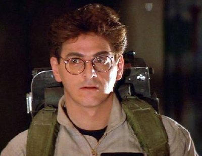 RIP Dr. Spengler. I know, I'd look shocked too if I found out that Melissa McCarthy was essentially your replacement.