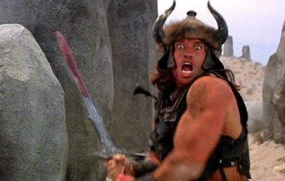 """""""NEXT I'LL RUIN THE RUNNING MAN! YAAAAAAAARRGH!!!! AND YOU'LL LOVE IT LANDAU!!"""" He's right, I will."""