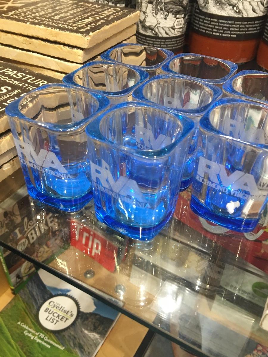 RVA Shot Glass