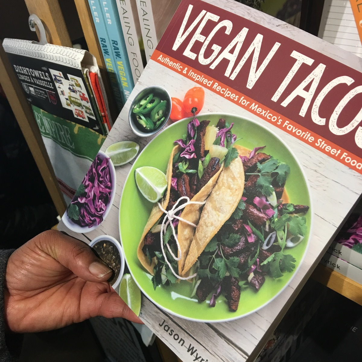 """Vegan Tacos"""