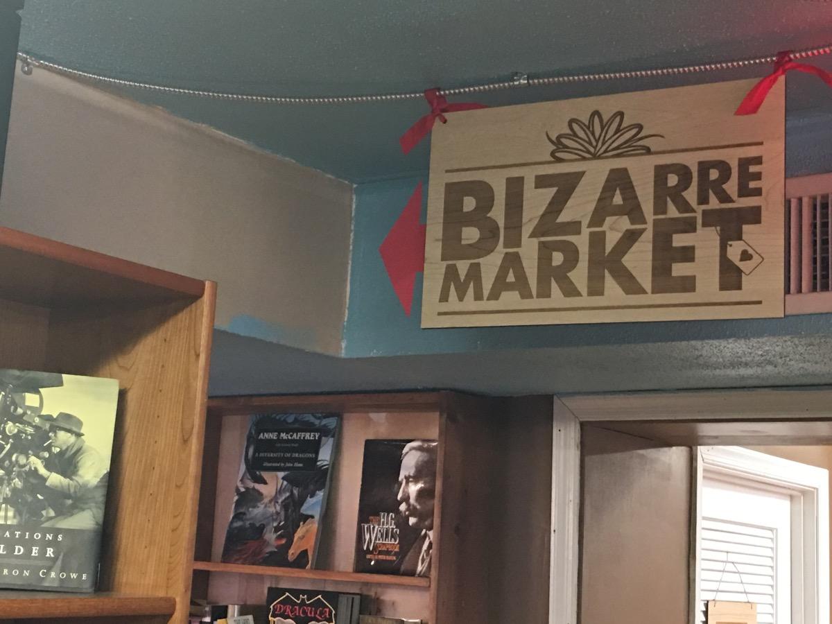Bizarre Market