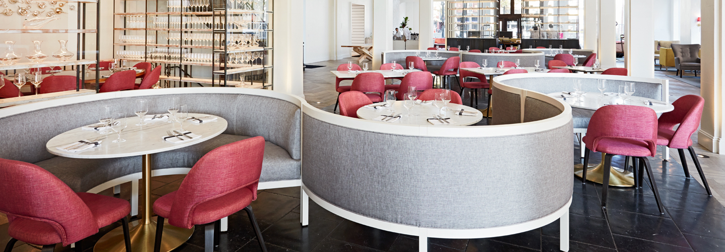Think Pink at Quirk Hotel's Maple & Pine. Credit: Destination Hotels