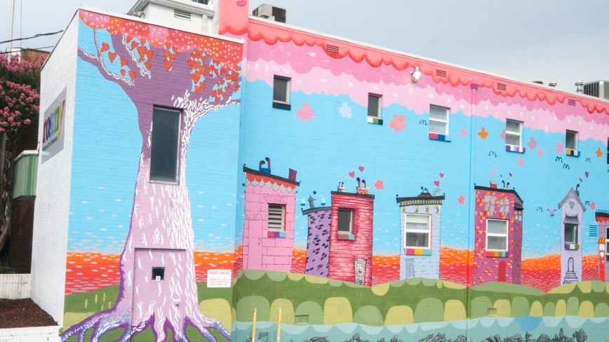 Photo by    Wes McQuillen of Colorful Richmond