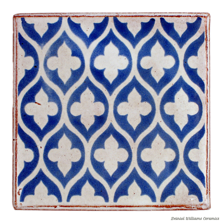 Reticulated Tracery Pattern | Contemporary Range