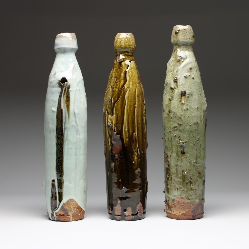 Three Medium Bottle Forms
