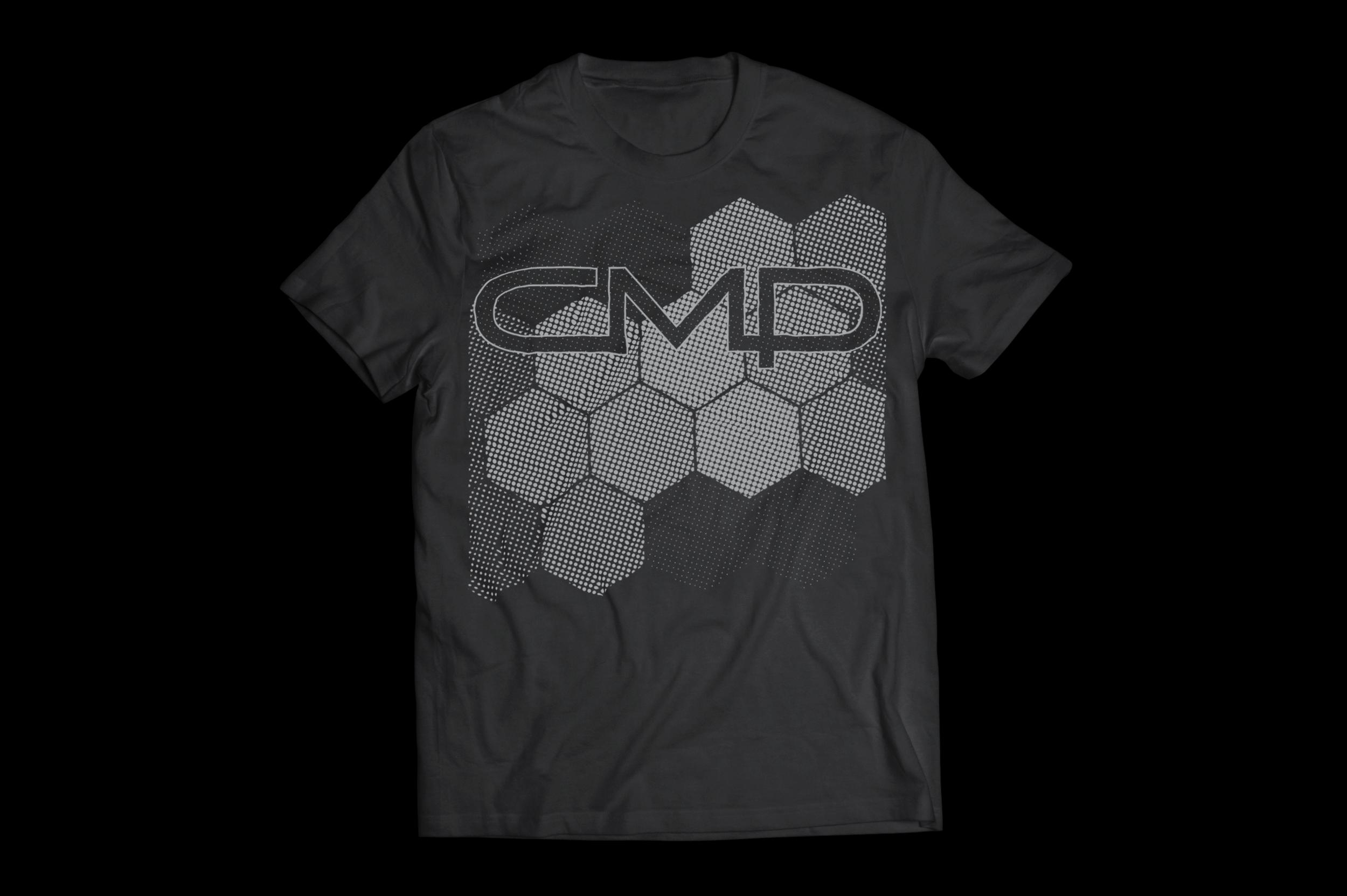CMP promotional logo shirt