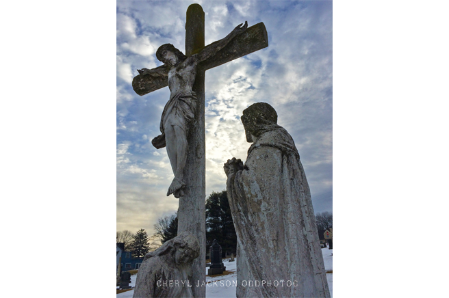 Mt. Hope Cemetery, Lambertville, New Jersey
