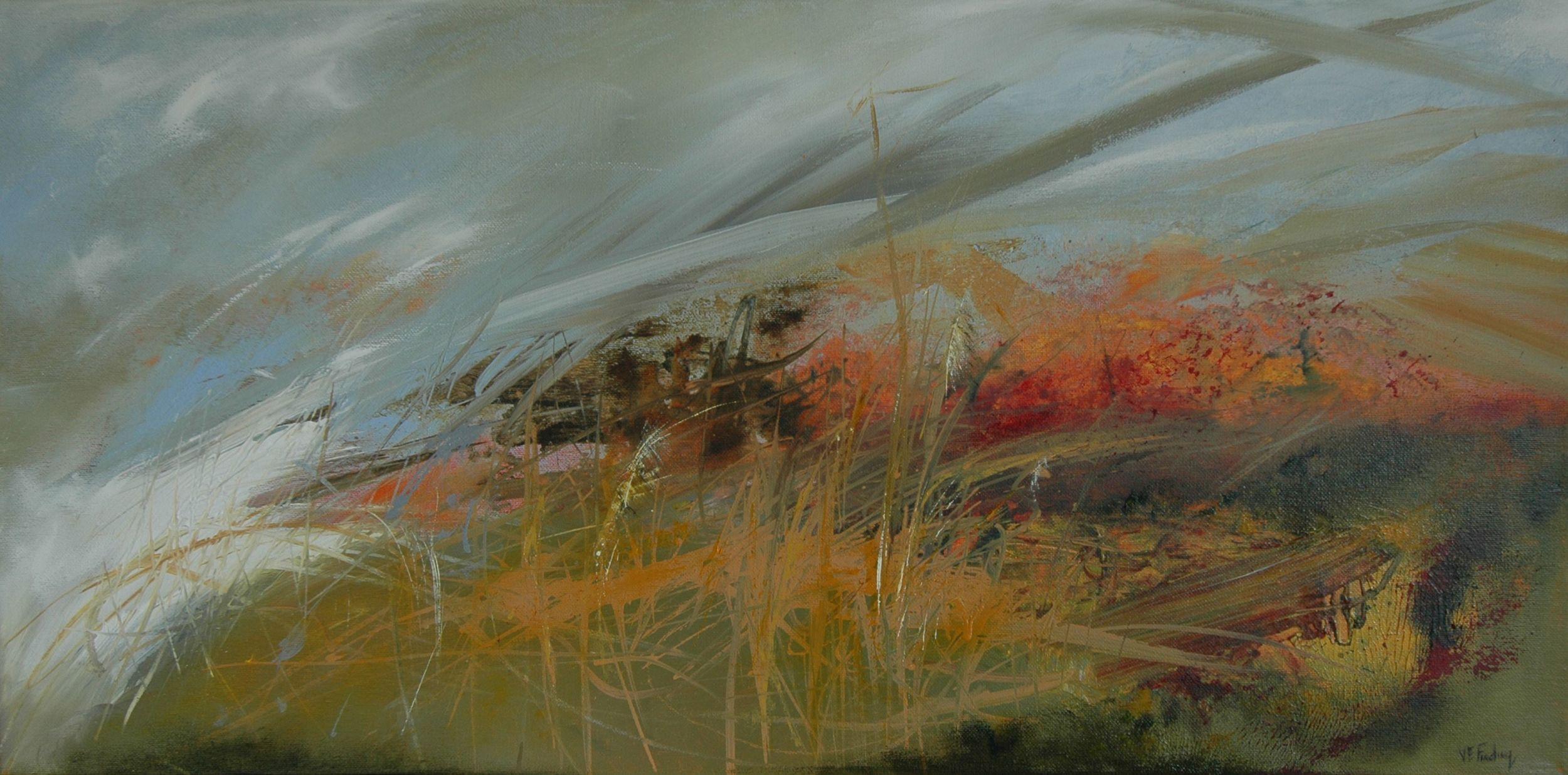 Vicky Finding - Nantucket - oil on canvas - 92cm x 46cm.jpg