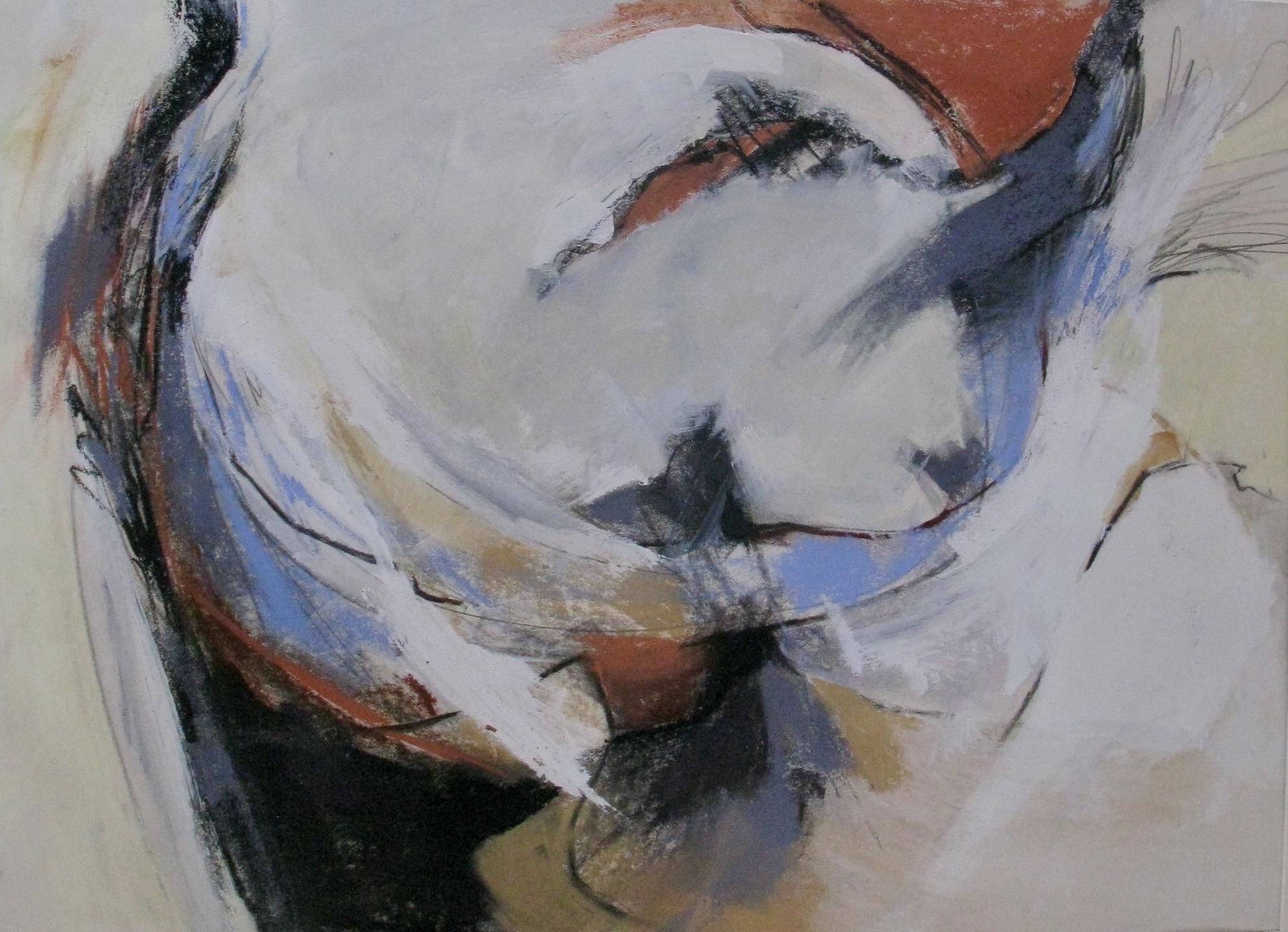Expression -  78cm x 95cm