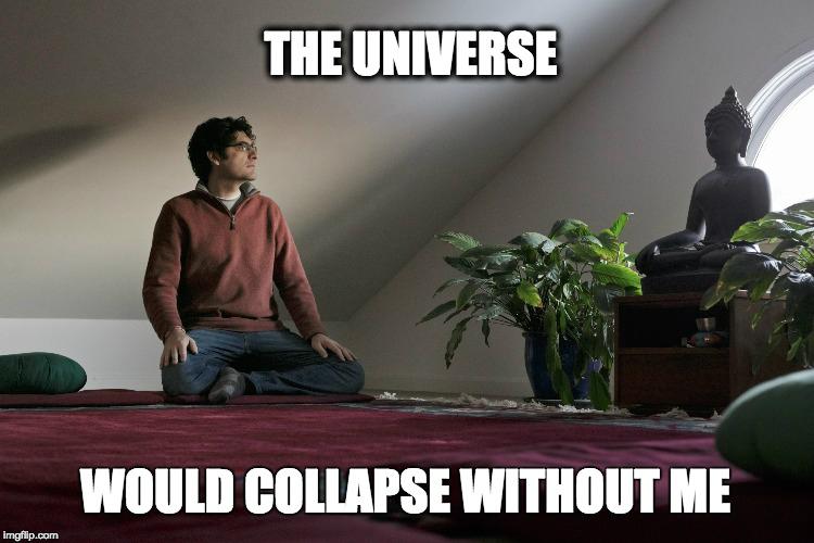 The Universe Meme