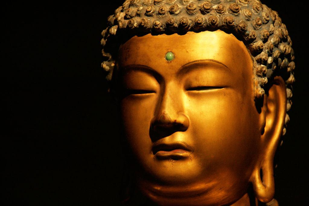"""Photo (titled """"Gouden Buddha) courtesy of  mwibawa"""