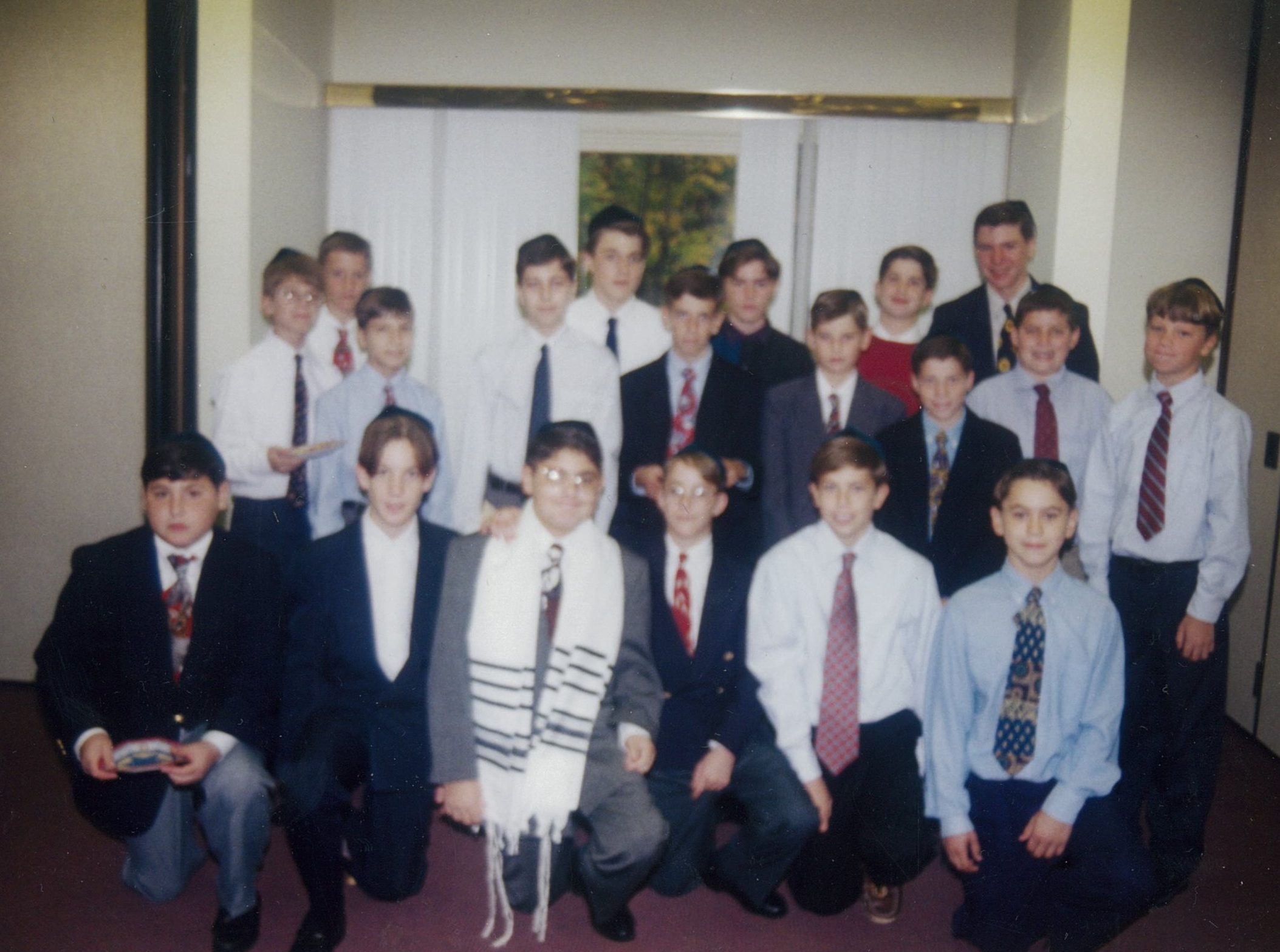 Photo Courtesy of the Barbara Gottlieb Collection. My Bar Mitzvah.