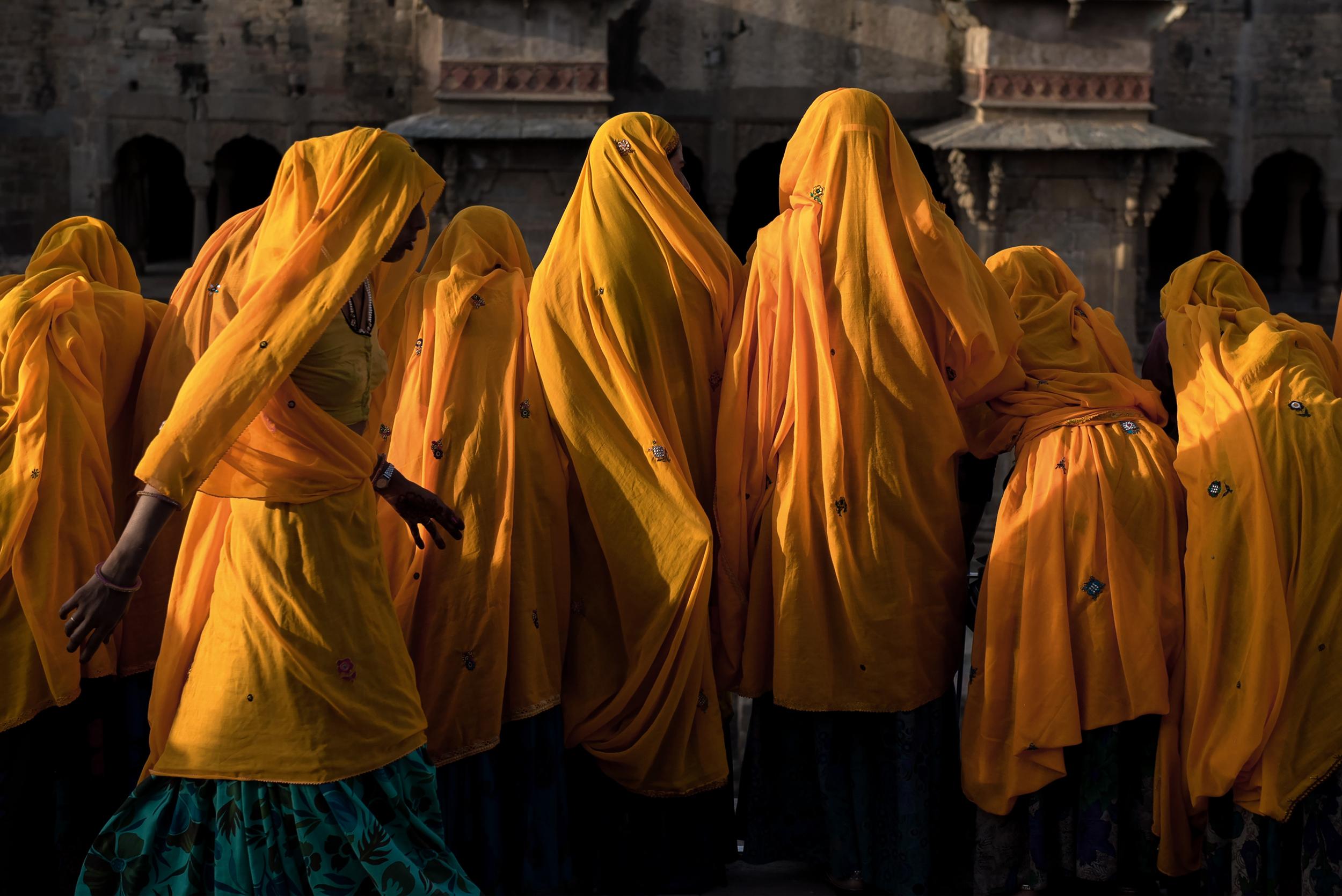Chand Baori, Rajasthan