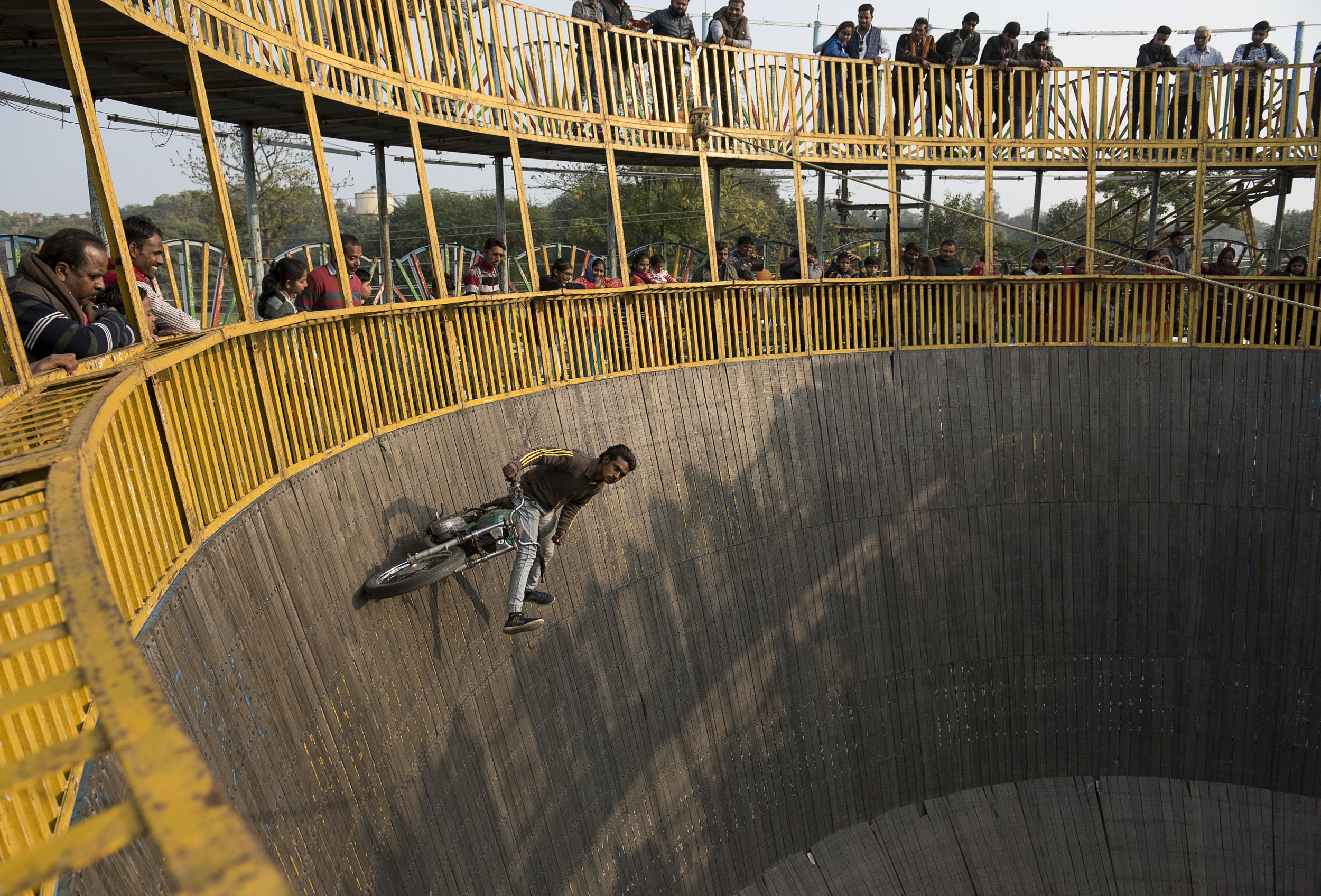Motordrome, India