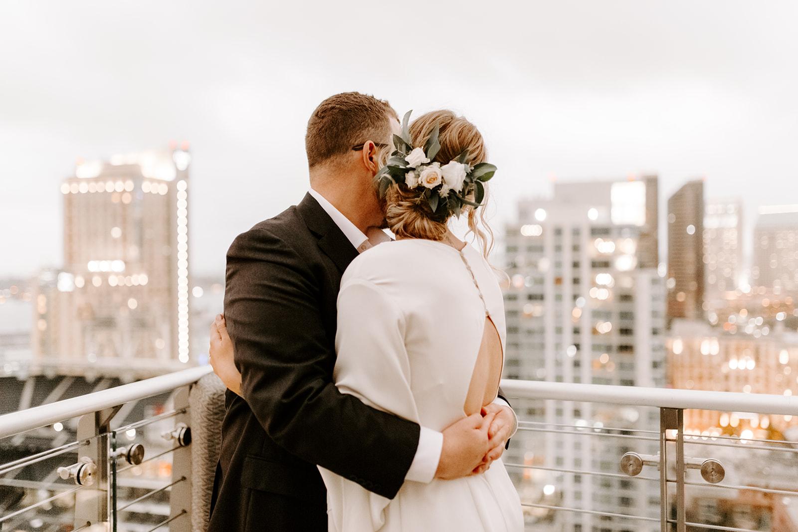 Mckenzie + Trevor The Ultimate Skybox Downtown San Diego Wedding Ellie Cole Photographer-700.jpg