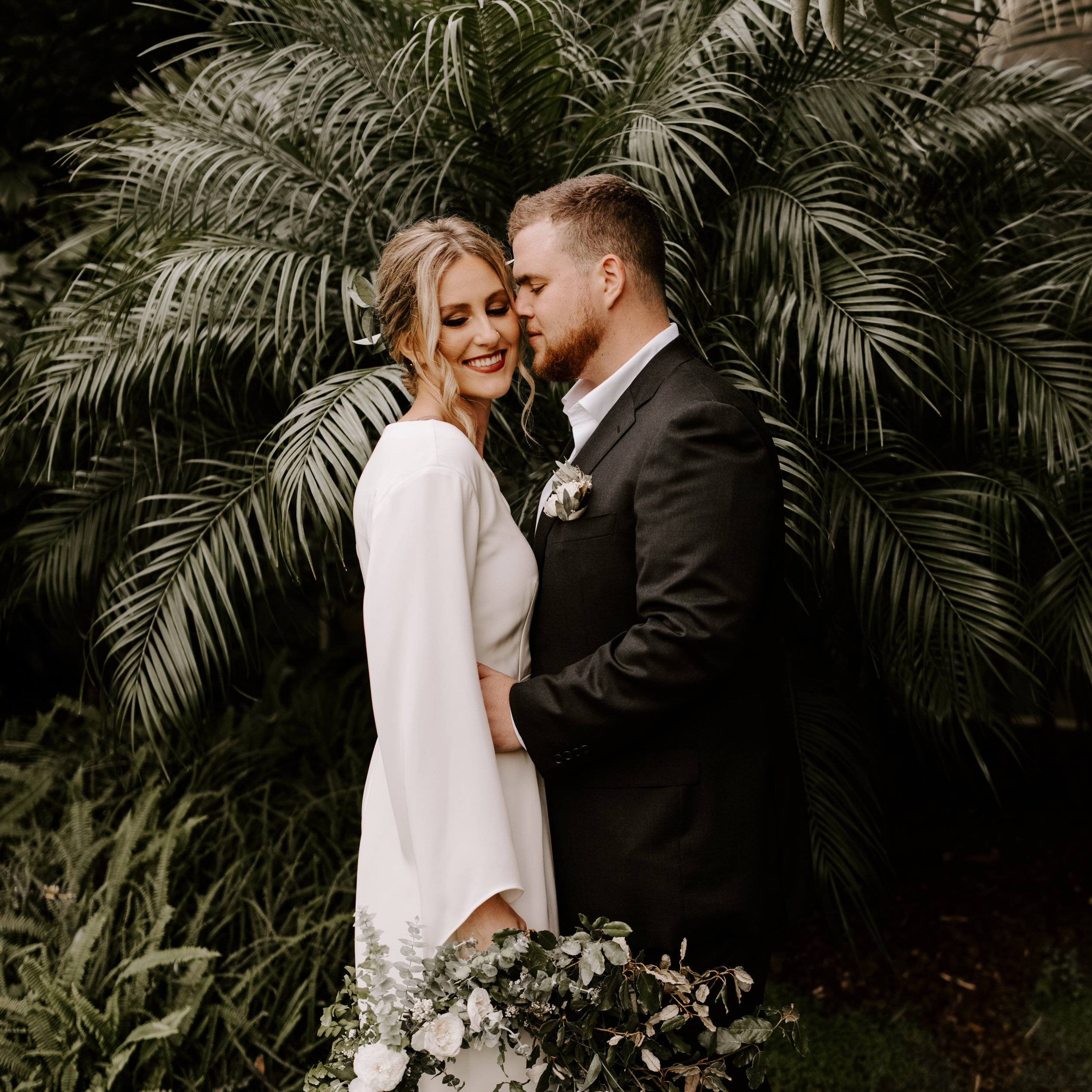 WEDDINGSStarting at $2900 - I've been photographing weddings for six years, but Clayton hopped on board in 2018 and we've loved being a part of wedding days with each other. The moment I saw Clayton crying for the first time during vows, I knew he was meant to be my sidekick on wedding days!