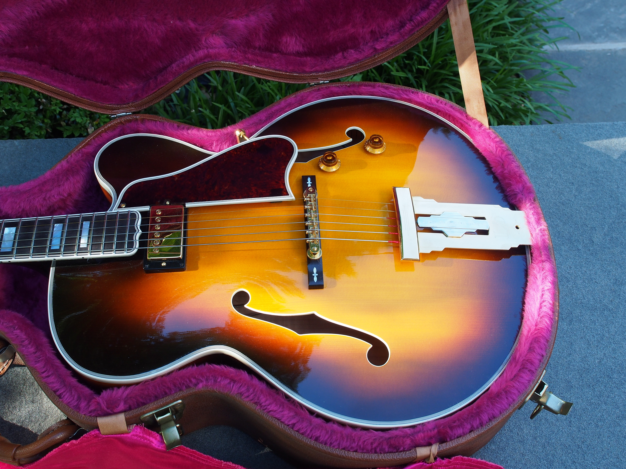 Gibson Custom Shop 1997 L5 Jazz Archtop - Jim Hutchins signed- Sold