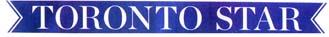 Toronto Star, City of Toronto Commission    Toronto Star,  Pillow Talk One   Toronto Star,  Pillow talk Two
