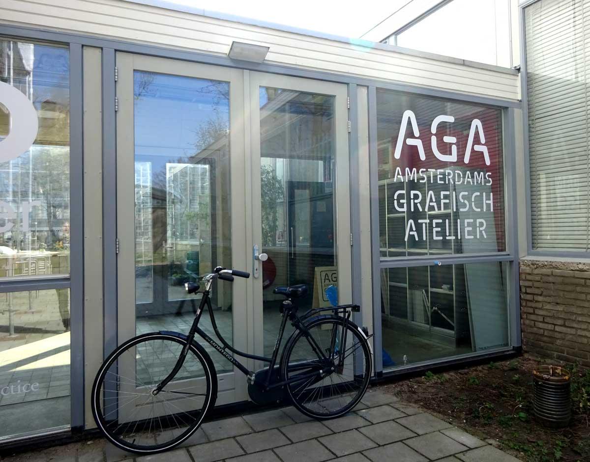 Amsterdams Grafisch Atelier