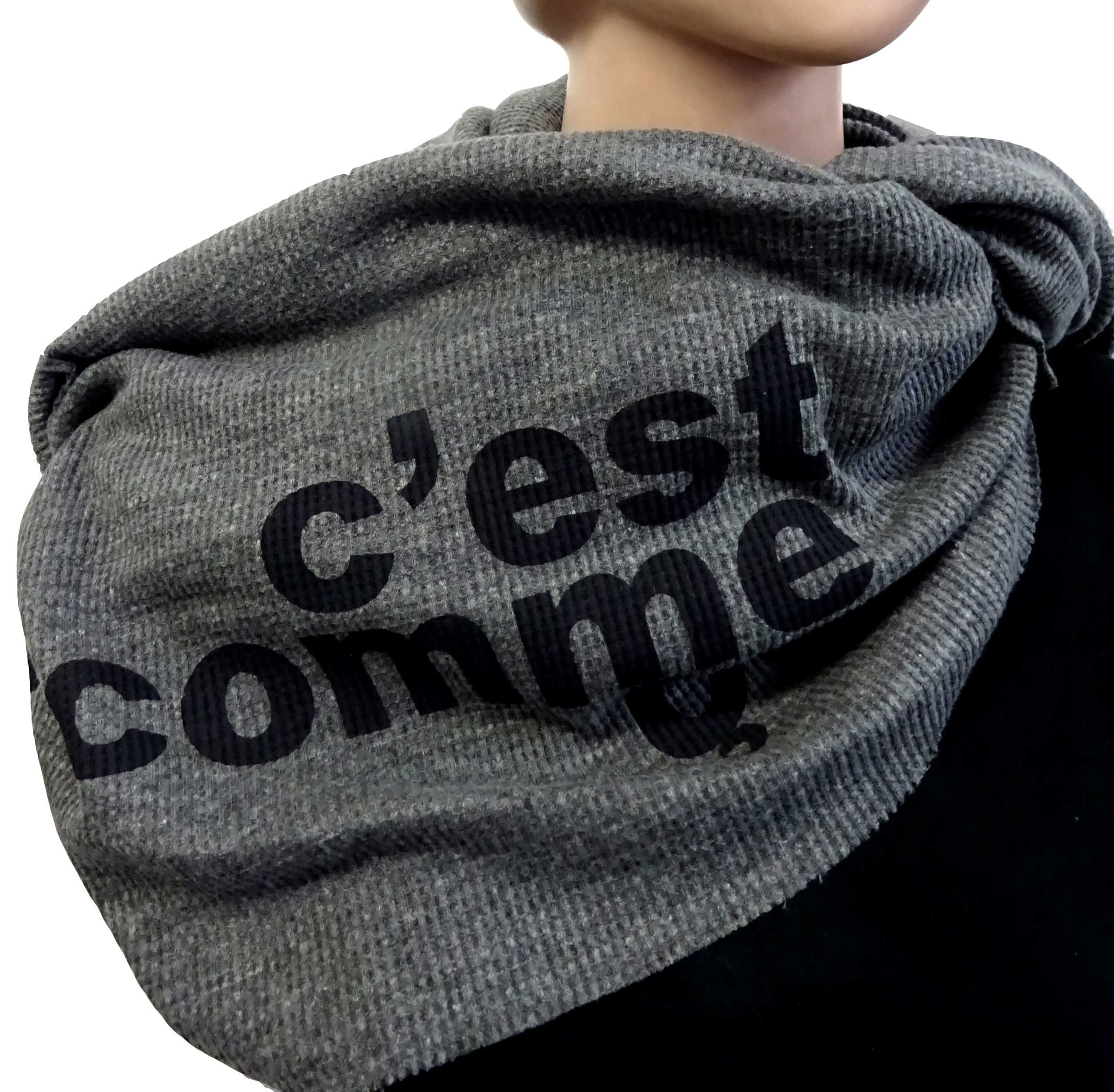 New line of scarves