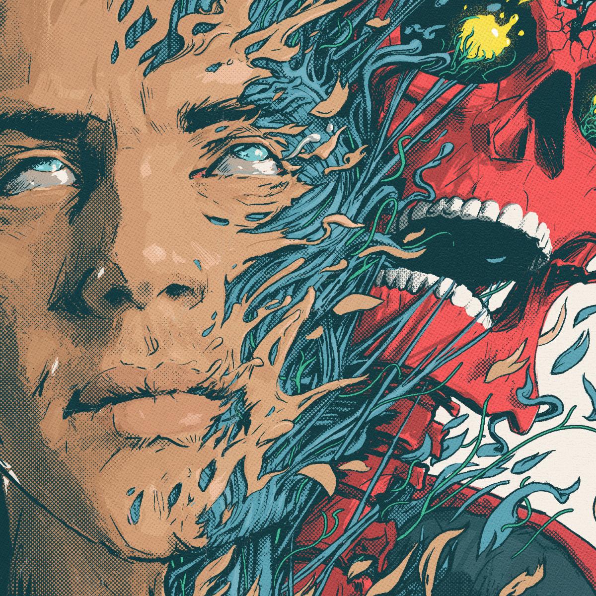 Confessions Of A Dangerous Mind Album Cover Sam Spratt