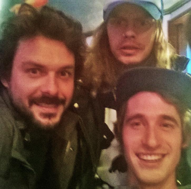 Pascal, Hreiðar, & Fabrice