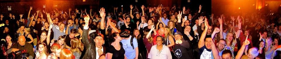 This crowd photo was snapped by the band, Escort, in Brooklyn last Fall - a memorable show I attended with friends.
