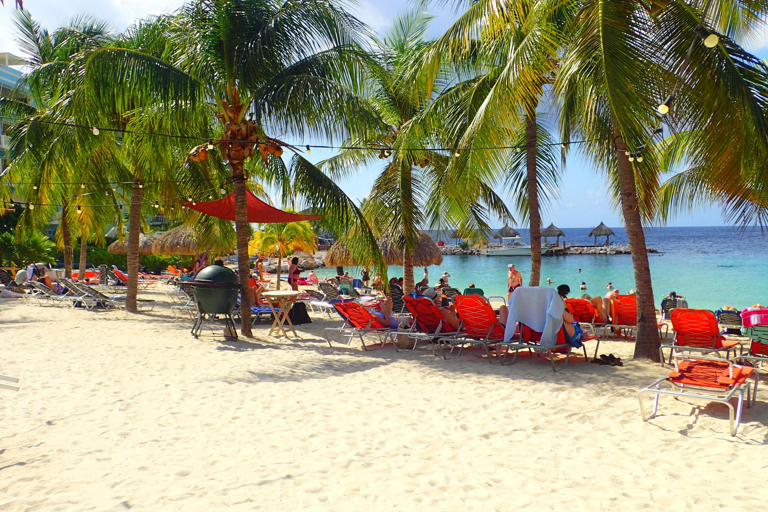 Blue Bay Resort in Curaçao
