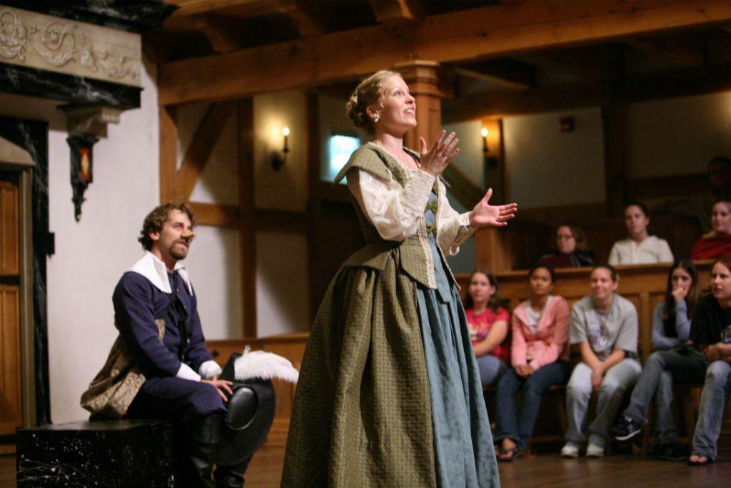 Roxane,  Cyrano de Bergerac   with Tyler Moss