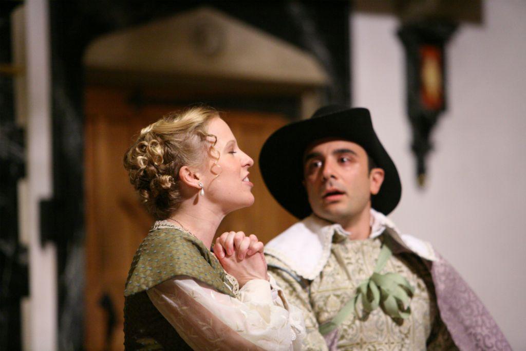 Roxane,  Cyrano de Bergerac   with Jonathan Maccia