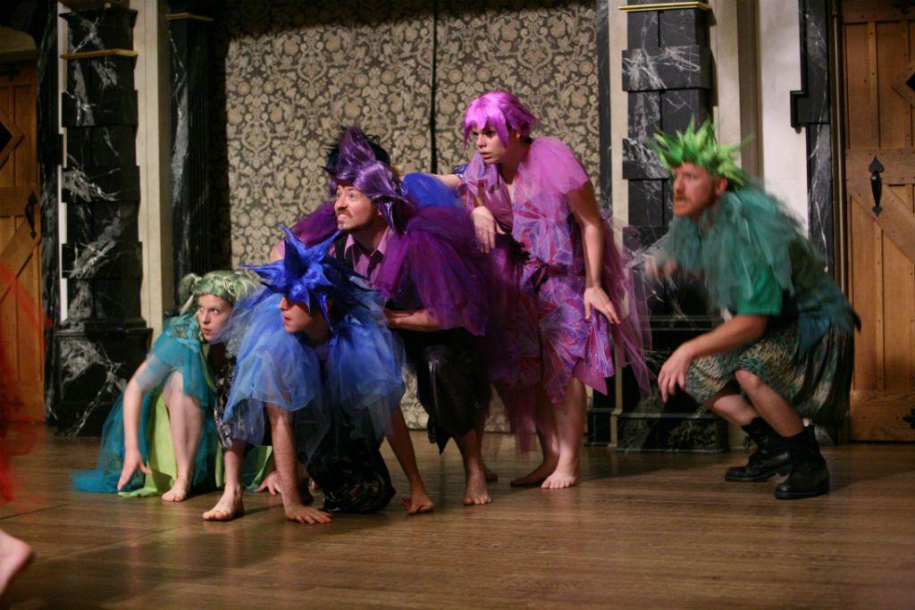 The Fairies,  Midsummer