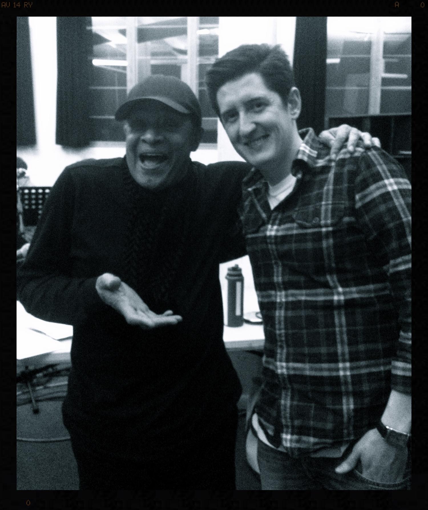 With Al Jarreau, Music BankFeb '14